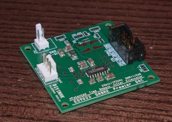 DAC rolling: PCM1794A, AK4399, PCM5102, ES9023 11773562196_7f56c36093_o_d