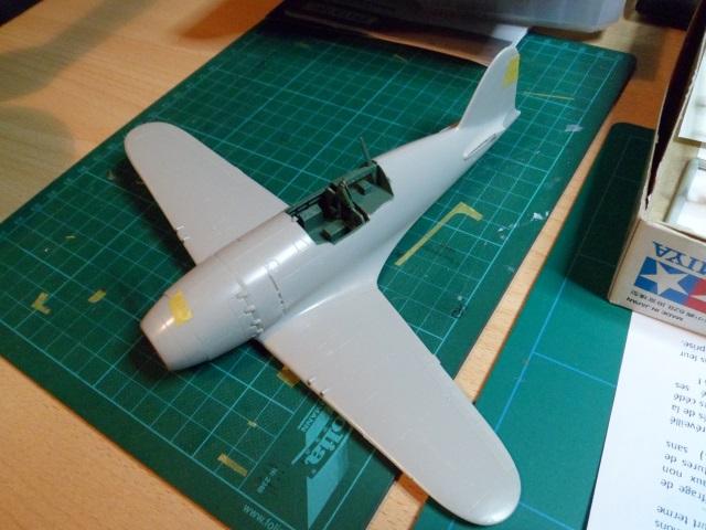 Pas-à-pas : Mitsubishi J2M3 modele 21 Raiden Jack [Tamiya 1/48] 11503899095_4b57f8ea3f_o
