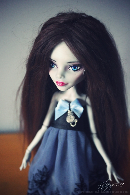 La Monster High custom de Lylyesp 11518220085_9abc12efb7_o