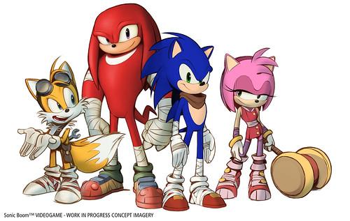 Sonic Discussion - Sonic Boom 12336043403_8e8e27c10b