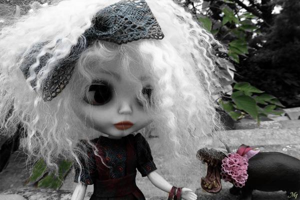 Blythe :'tite nouvelle,  Spool  !(p2) 10378599946_f98dcd0e3e_o