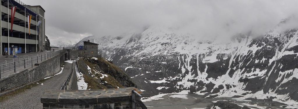 Some Alpine Panorama's - Alps 2013 8990097999_76bf8ac1d8_b