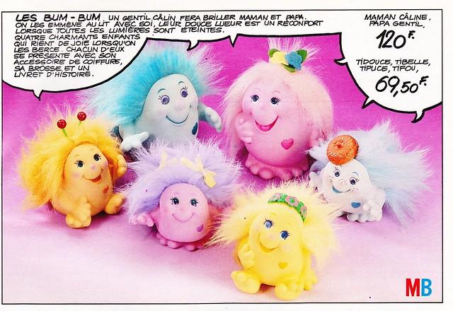 Bums-Bums / Snugglebumms (Playskool, MB) 1984 8879560821_6faf0b107a_z