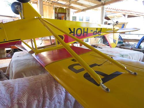 Repaginação de um Piper J-3 para um Neiva P56 C Paulistinha  9486525893_968cb22cf1
