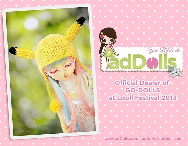 ADDOLLS, dealer international uniquement pour festivals  9410220898_71826f7110_z