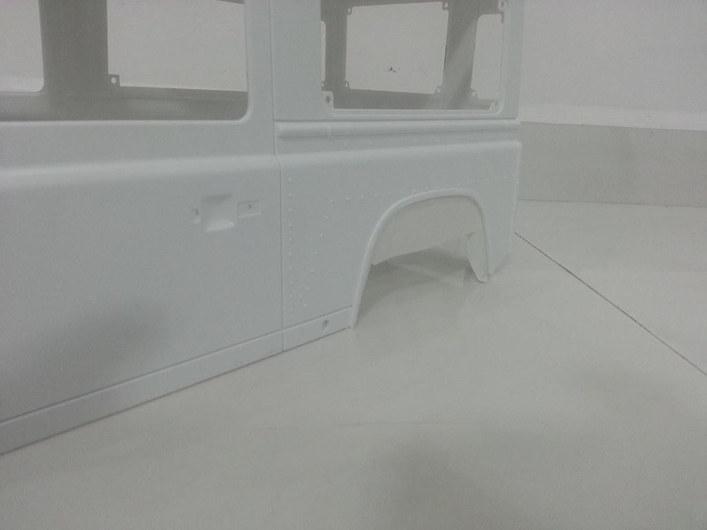 rover - Babyboy's 2nd Land Rover Defender D90 10917992024_7967d47b7f_b