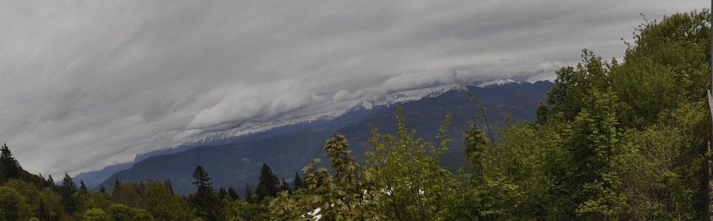 Some Alpine Panorama's - Alps 2013 8990902985_0e347d909a_b