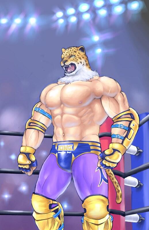 Climax Main Event: Johnny Higurashi Vs. Killer King - Last Man Standing 9520393985_263aafb11d_c