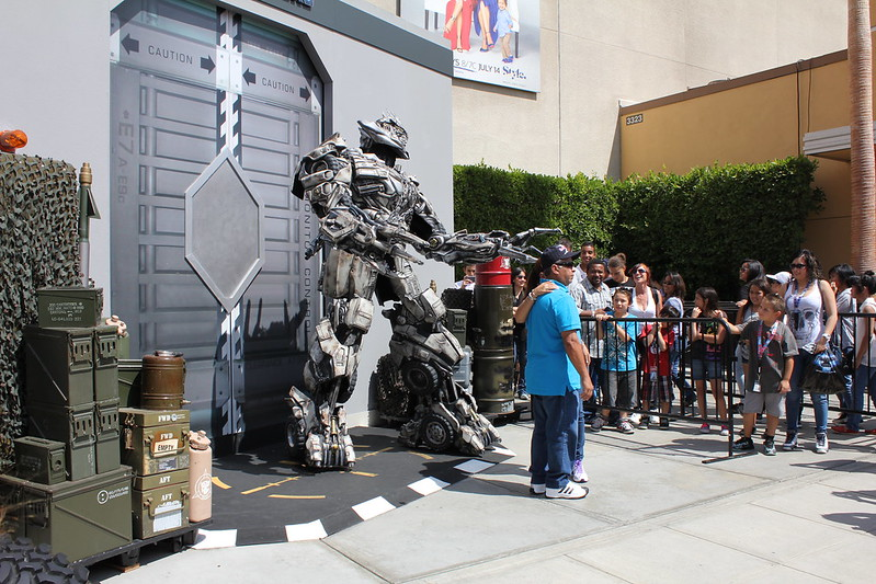 "Transformers Cyber Missions: WebÉpisodes d'Hasbro | ""Transformers The Ride"": du parc d'attaction ""Universal Studios"" - Page 10 9427820880_76b7150336_c"