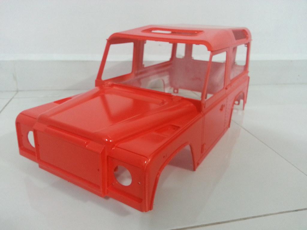 rover - Babyboy's 2nd Land Rover Defender D90 10917947536_632114d7ab_b