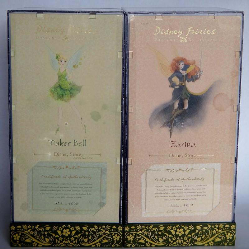 Disney Fairies Designer Collection (depuis 2014) 12618581545_ce6310310e_c