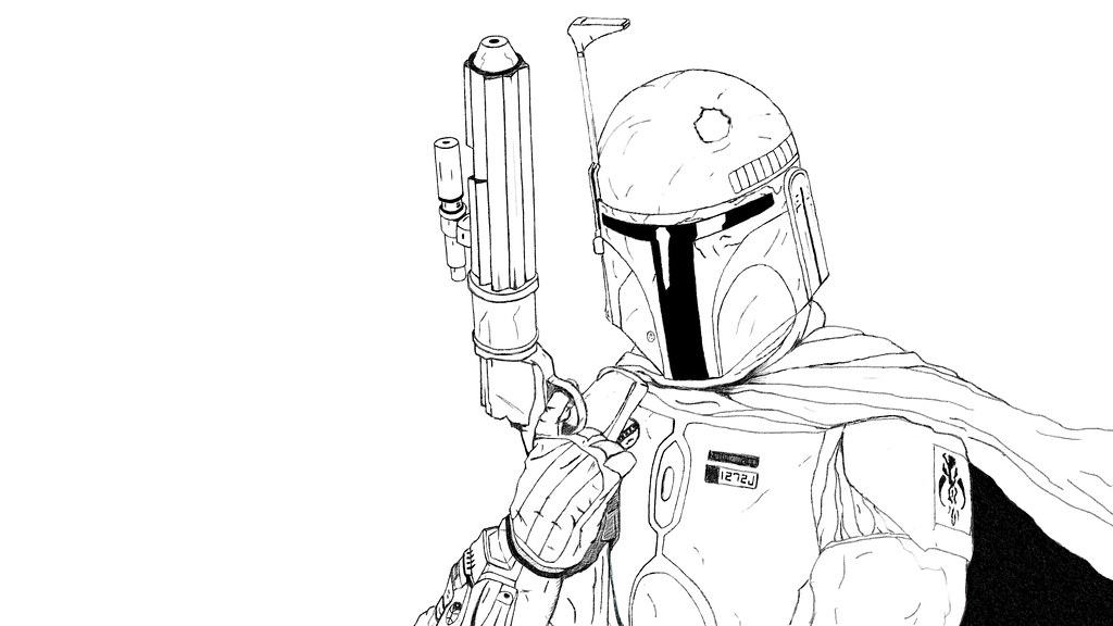 psybertech's Star Wars Figures Artwork Limelight - Page 3 12120662795_0151dbf3db_b