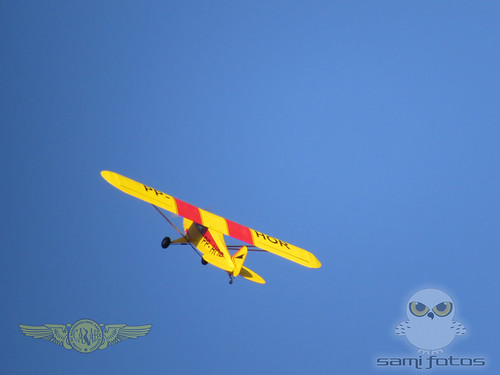 Repaginação de um Piper J-3 para um Neiva P56 C Paulistinha  9544024789_d922a6b34b