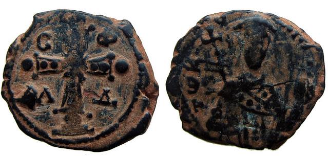 Byzantine Coins 2014 12174666093_2bd751f645_z