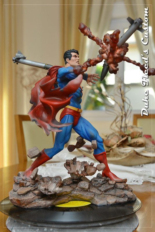 Superman 1/6 Kit  12950207724_31ca8a0480_c