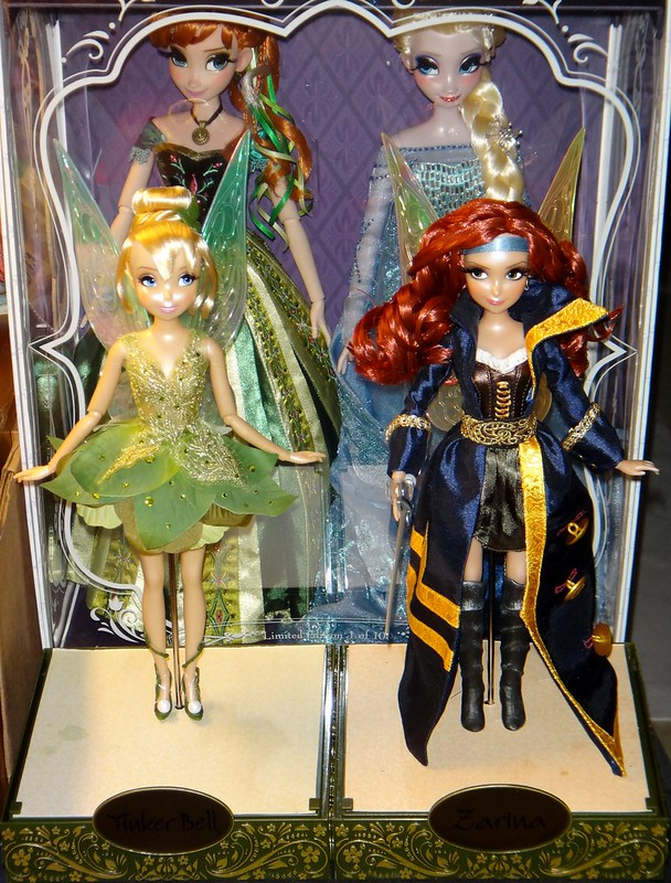 Disney Fairies Designer Collection (depuis 2014) - Page 4 12631765965_ab376413c5_c