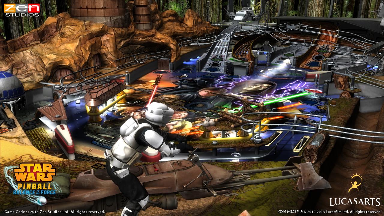 Star Wars Pinball 9678563597_d725b9acc7_o