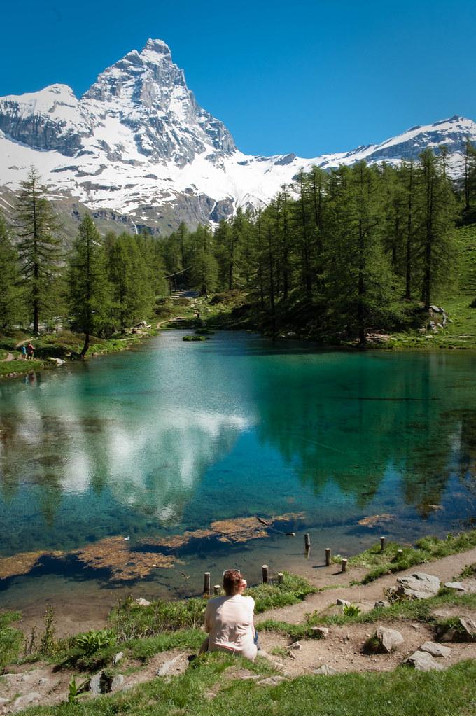 Lago Blu e Cervino 9060547130_7e53509094_b