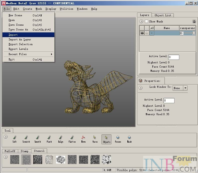 Уроки Mudbox Простой и быстрого прототипирования 11959975504_ea88eb9473_o