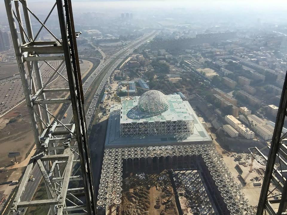 مشروع جامع الجزائر الأعظم: إعطاء إشارة إنطلاق أشغال الإنجاز - صفحة 19 32579872933_971df71531_b