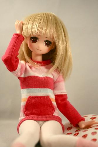 [Azone Pure Neemo] LaLa - Lapin rose (new) + Sweet Lolita 4380765915_3fb3631443
