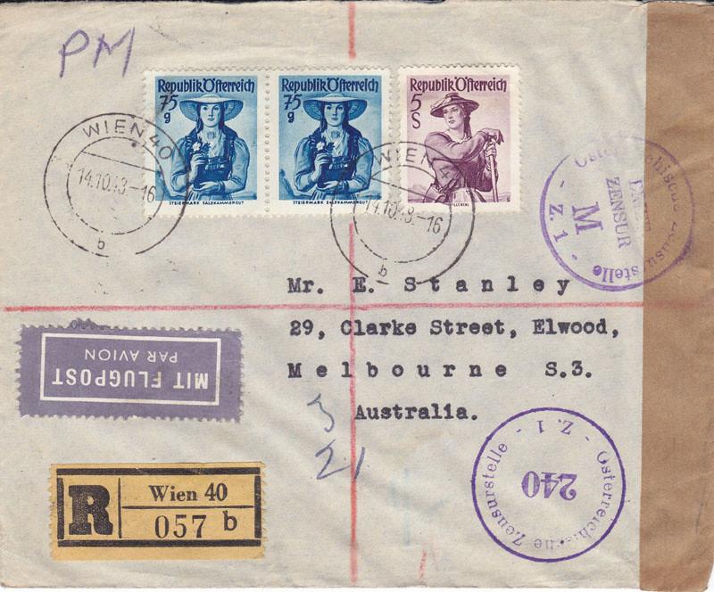 Zensurierte Bedarfspost nach Australien 4655103519_fecf4e75f6_b