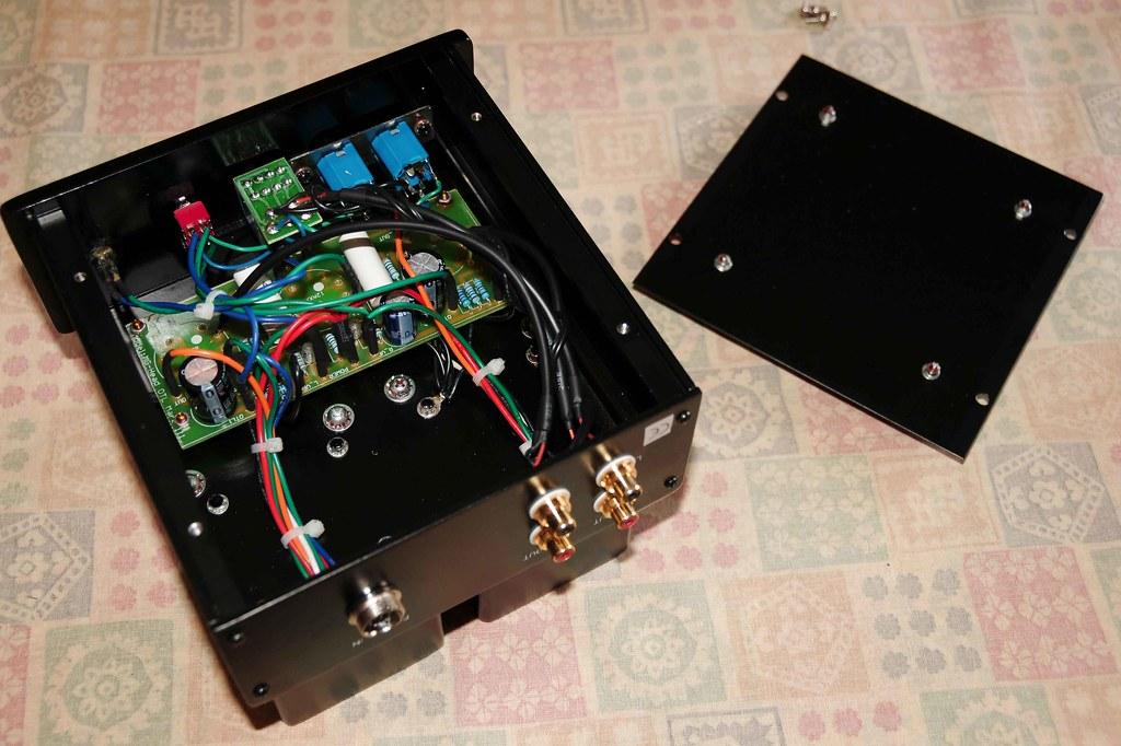 Antique Sound Lab MG-Head OTL MKIII: Le foto 4660612850_070b25f90b_b