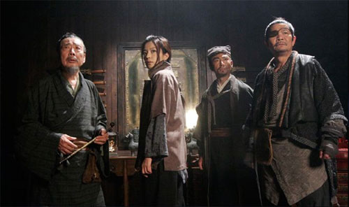 [Movie] 14 Blades | Gam yee wai | Cẩm Y Vệ (2009) 4422919998_75bbc555e4_o