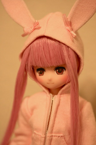 [Azone Pure Neemo] LaLa - Lapin rose (new) + Sweet Lolita 4407282579_5ca44a9bc8