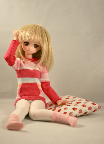 [Azone Pure Neemo] LaLa - Lapin rose (new) + Sweet Lolita 4380762119_a71ebcd1f1