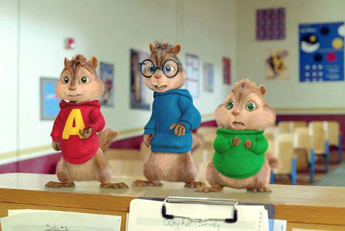 [Movie] Alvin and the Chipmunks: The Squeakquel (2009) 4413423667_d9cc3004fd_o