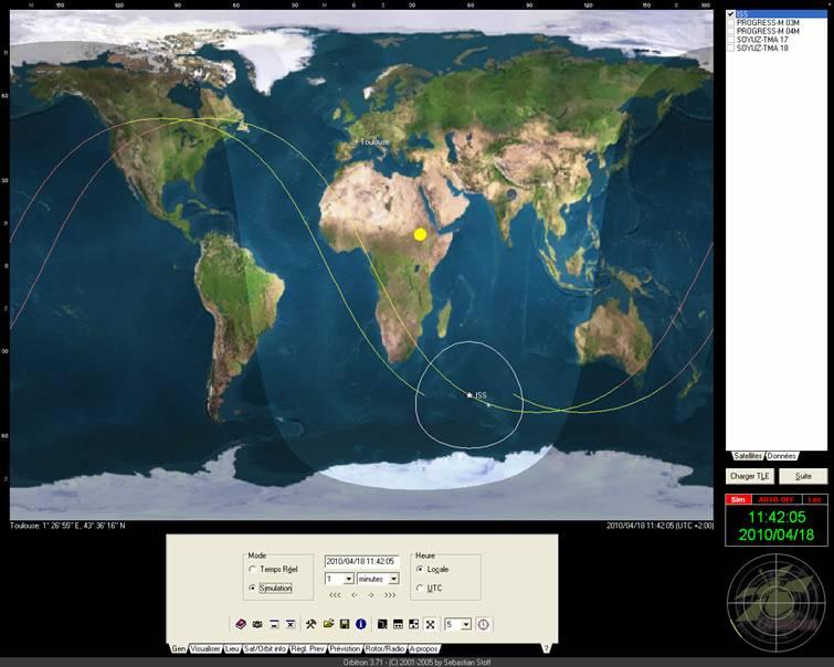 [STS-131 / ISS19A] Discovery : déroulement de la mission - Page 22 4530826836_c1d684abd9_o