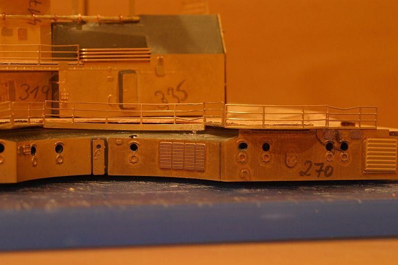 Chris' Schlachtschiff Bismarck von Amati 1/200 4209487934_965eae66af_o