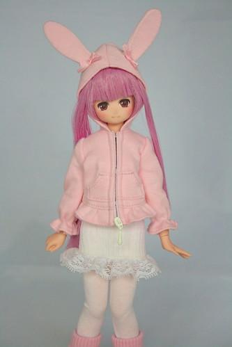 [Azone Pure Neemo] LaLa - Lapin rose (new) + Sweet Lolita 4409159877_8d3bbea73e