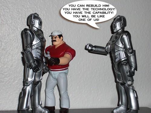 Cyberman Figure Review 4335932465_486a98481b