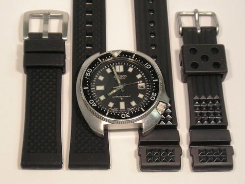une idée de bracelet caoutchouc ou silicone sympa pour skx007 ? 4274607746_dd3d7f7190