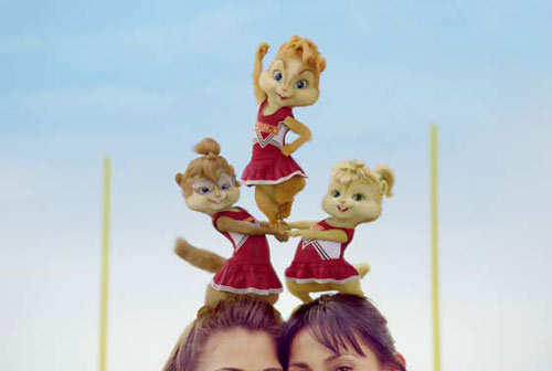 [Movie] Alvin and the Chipmunks: The Squeakquel (2009) 4413423563_b6cb65c67c_o