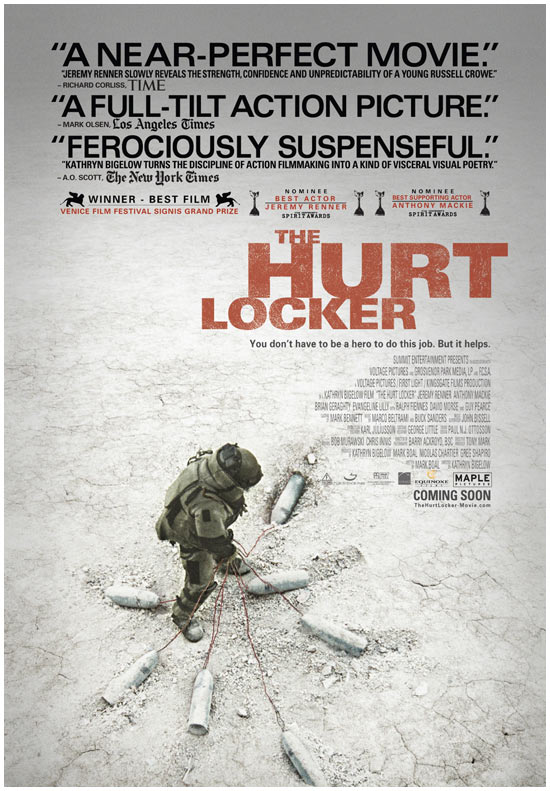 [Movie] The Hurt Locker (2009) - (OSCAR) 4406700460_01555b5539_o