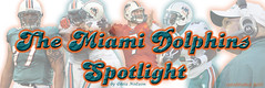 The Miami Dolphins Spotlight