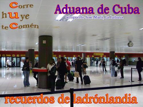 Ya saben las nuevas regulaciones de aduanas, y los precios que hay que pagar por lo que se lleve a Cuba?? 4256316739_42298f1f04