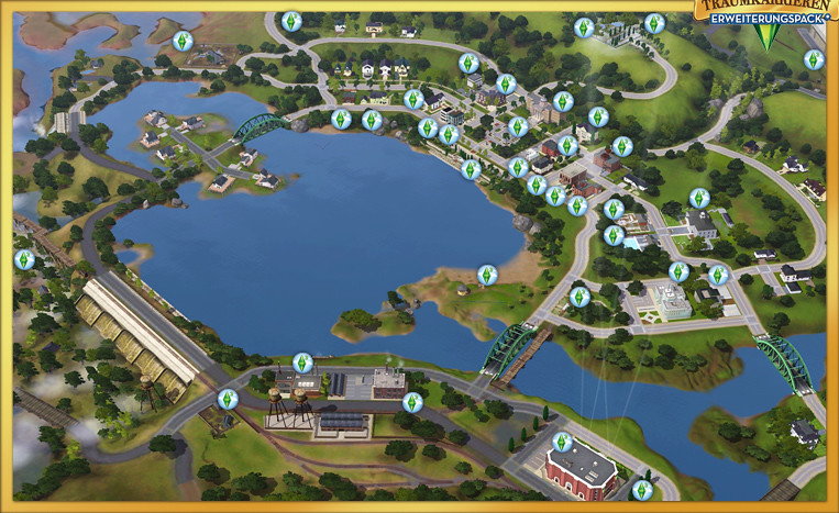 Les Sims™ 3 : Ambitions - Page 4 4662598729_0bb4904e24_b