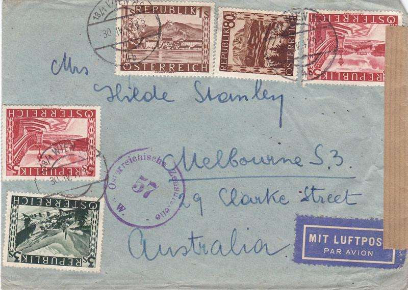 Zensurierte Bedarfspost nach Australien 4655723046_337a72a472_b