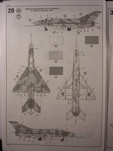 [Concours pinceaux] Mig 21 F-13 Fishbed C [Revell 1/72] 4538396503_2d0b9ec7da
