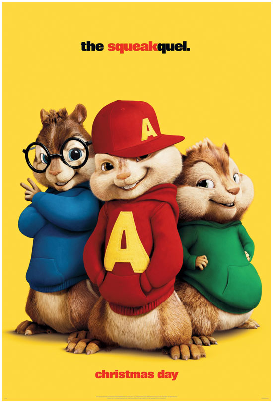 [Movie] Alvin and the Chipmunks: The Squeakquel (2009) 4413423435_635745c573_o