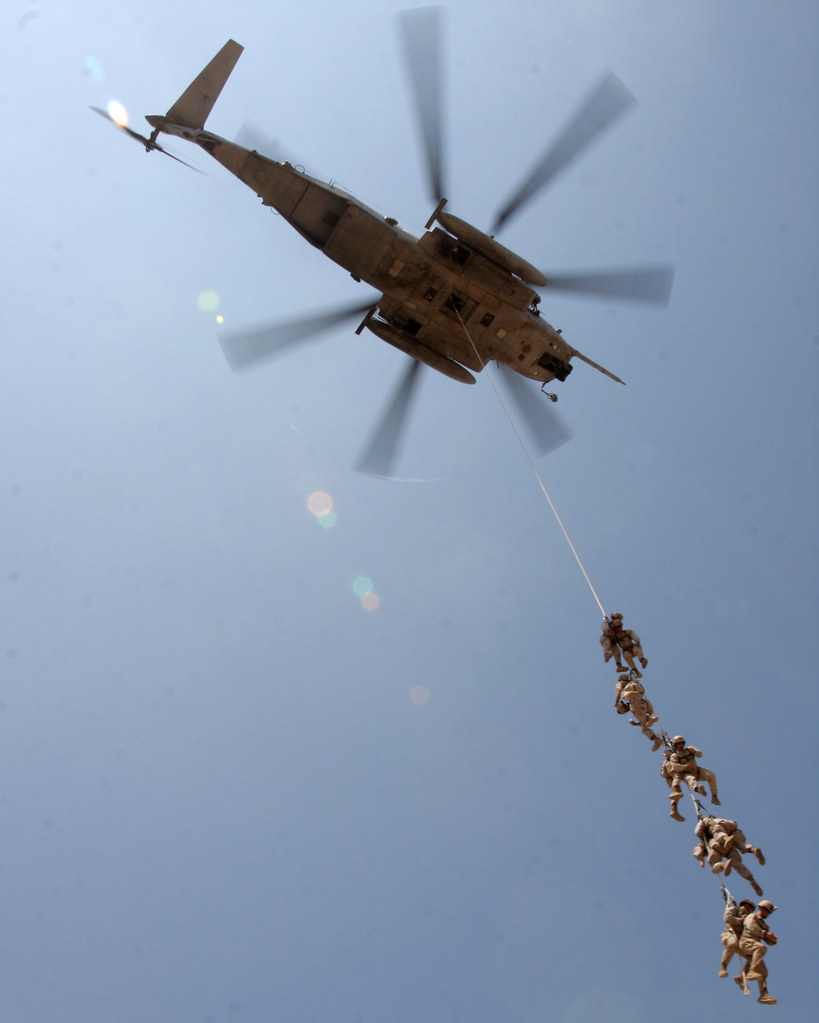 Commandos / Special Forces 4498232860_8092ba69c2_b