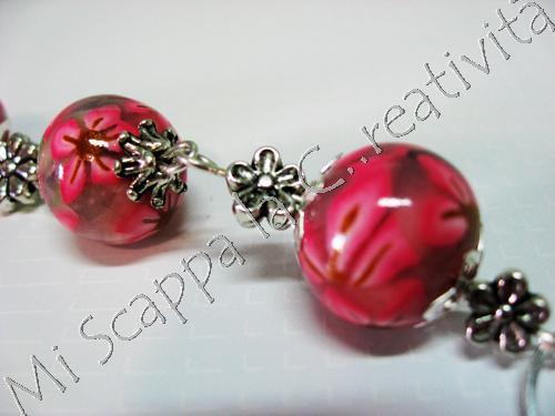 Collana Pink Flower 4506694113_0c740ce8e5_o