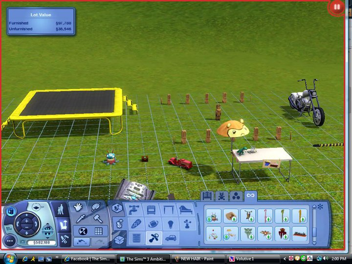 Les Sims™ 3 : Ambitions - Page 4 4647717347_89f749a391_o