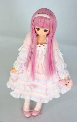 [Azone Pure Neemo] LaLa - Lapin rose (new) + Sweet Lolita 4409161003_6604a62b40