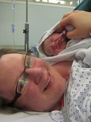 the final installment! the birth story! 4582441776_0c6c4e8a27_m