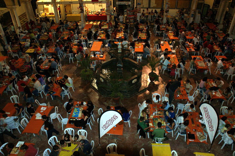 V Festival Internacional de Juegos Cordoba 8-10 Octubre 2010 4227464042_5457f3b0e6_o